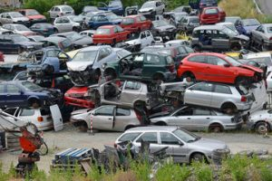 Traposto veicoli Sinistrati